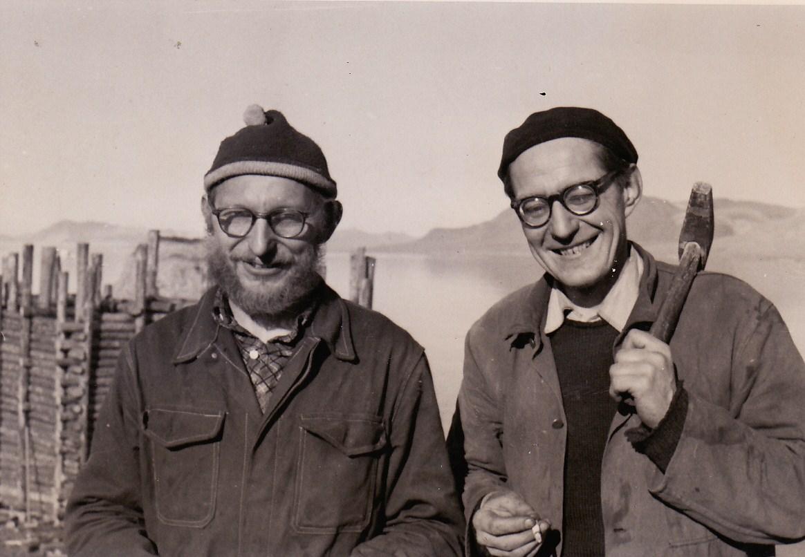 13. Stabel og Eliassen Svalbard 1957