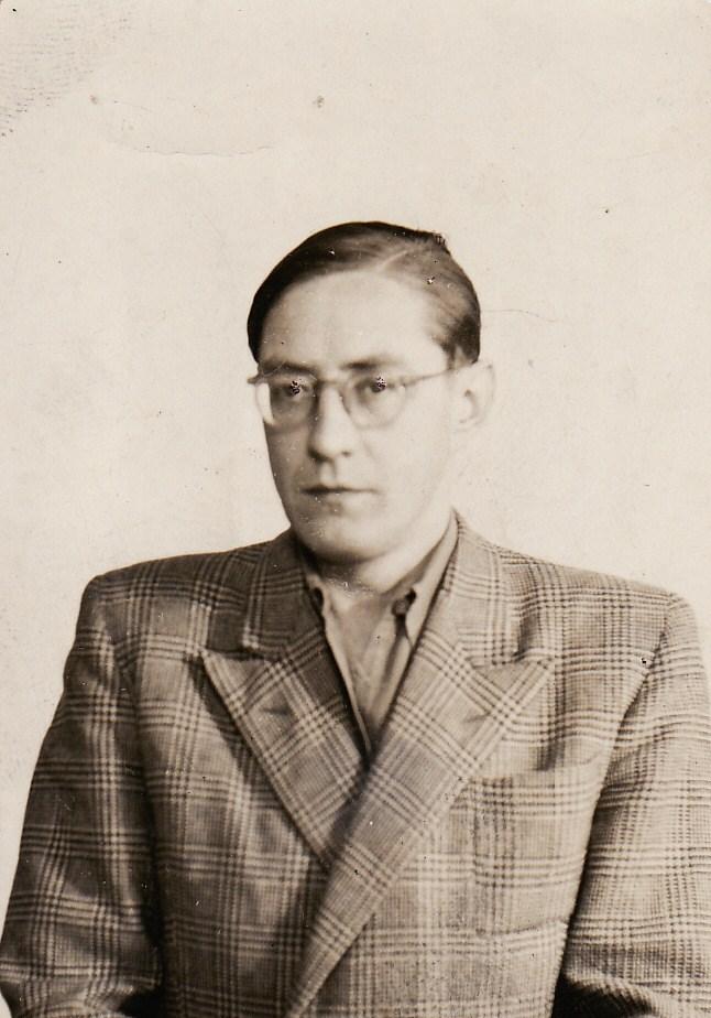 6. Fredrik Stabel ca 1935