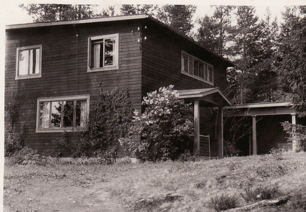 9. Tussehaugen 1954